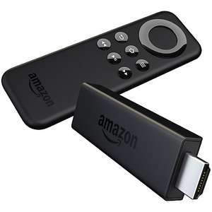 Amazon Fire Stick now £25 online (+£3 delivery) and instore at John Lewis with 2year guarantee and free C&C