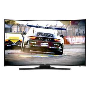 "Samsung UE65HU7200 65"" Curved 4k Smart TV 1080P £1718.99 from Electrical Discount UK"