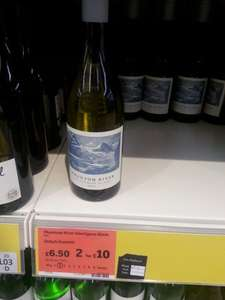 Wine Phantom River Sauvignon Blanc Buy 6  £3.75 each bottle Sainsbuy's