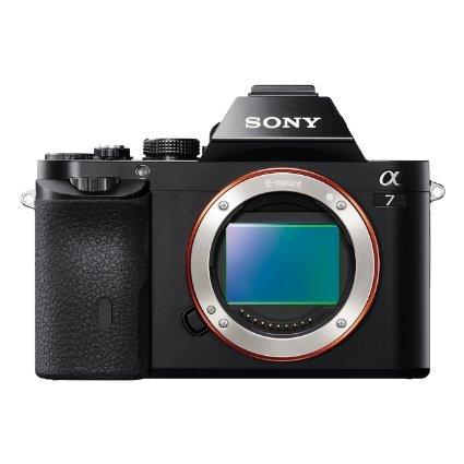 Sony A7 - Full Frame Mirrorless Camera - Amazon - £799 (+100 cashback)