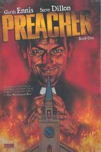 Preacher: Book One - £9.72 Delivered - Wordery