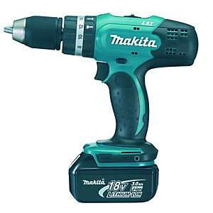 MAKITA DHP453RF CORDLESS HAMMER DRIVER DRILL 18V  (C&C Only) £89.99 @ Wickes