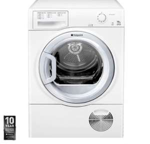 Hotpoint 7.5kg, C Rating Condenser Dryer TCYM 750C 6S - Delivery Only Included £199.99 @ Costco