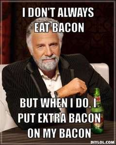 farmfoods 800g unsmoked bacon £1 !! Insane price