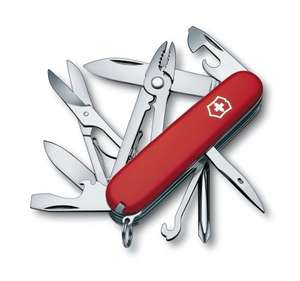 Victorinox Deluxe Tinker Swiss Army Knife £23.99 @ Amazon lowest price