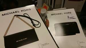 Michael Kors bags/purses/watches £49 @ TKMaxx