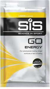 [GNC] SIS Go Energy Lemon (50g) + Precision Engineered Breakfast Whey Powder (70g) 74p @ GNC