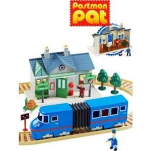 Postman Pat Pencaster Flyer Set £12.49 at Argos