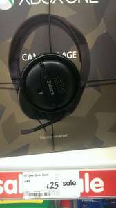 xbox one stereo headset (camouflage) £25 @ Asda