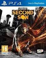 Infamous Second Son ps4 sealed £15 instore @ Sainsburys