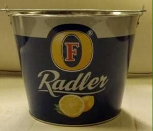 Buy 2 packs of Fosters Radler Beer and get a nice bucket for free £5 @ Asda