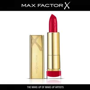 Free Max Factor Colour Elixir in Ruby Tuesday