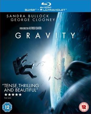 Gravity [new][Bluray] £6.19 @ HMV.IE