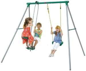 Plum Single Swing & Glider Set £37.50 + Clubcard Boost available @ Tesco Direct