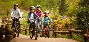 Center Parcs Half Term Autumn 2016 for Wales schools £379