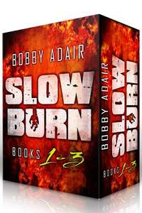 Super Sci-Fi Box Set  -  Bobby Adair - Slow Burn: Box Set [Books 1 - 3] [Kindle Edition] - Free Download @ Amazon