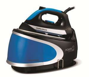 MorphyRichards Power Steam Elite 2400w Pressurised Steam Generator £94.50 (with code) - Morphy Richards