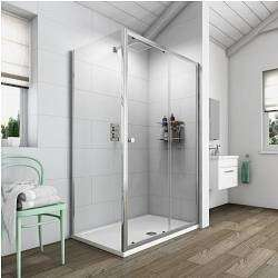 1200x800 rectangular sliding door shower enclosure £149 @ Victoria Plumb
