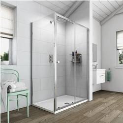 1200x800 rectangular sliding door shower enclosure £149 @ Victoria Plumb