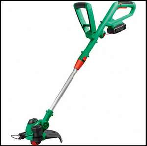 Qualcast Cordless Grass Trimmer 18V LITHIUM strimmer £39.99 @ Argos