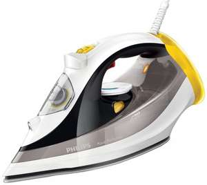Philips GC3811/80 Azur Performer Steam Iron with 160 g Steam Boost and Steam Glide Plus Soleplate 2400 Watt £34.95 @ Amazon