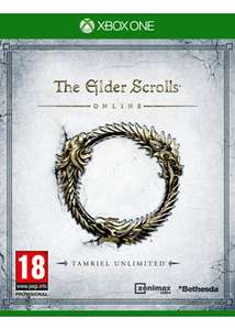 The Elder Scrolls Online: Tamriel Unlimited (Xbox One and PS4) £34.99 @ Base.com