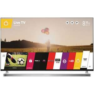"John Lewis 55JL9000 LED HD 1080p 3D Smart TV, 55"" with Freeview HD & 2x 3D Glasses £649"