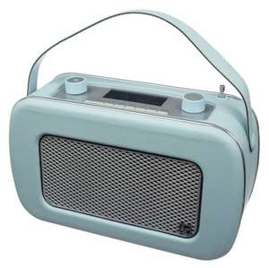 KitSound Jive 1950s Style Retro Portable DAB Radio £50 delivered @ Amazon