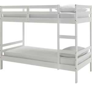 Bunk beds with mattresses £210.52 delivered - Argos