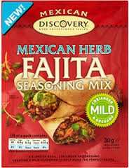 Santa Maria Fajita mix freebie using voucher @ Morrisons