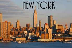 Tickets to New York starting from Oslo for £238 With AA and BA
