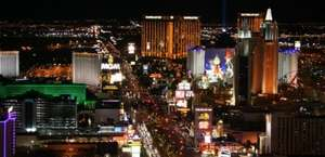 7 Nights Las Vegas (from Belfast) £1097.52 for 2 (£548.76pp)  - less with TCB inc flights, Excalibur hotel + Resort Fees @ United/Ebookers