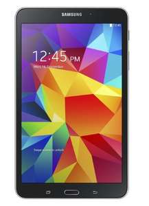 "Samsung Galaxy Tab 4, 7"" Tablet, 8GB, WiFi - Black or White £89.00 tesco with code"
