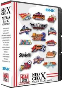 NeoGeo X Games - Mega Pack Collection £24.59 at Amazon