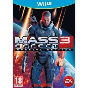 Mass Effect 3: Special Edition (Wii U) £4.98 @ Argos