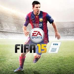 FIFA 15: Deluxe Edition (PS4) 19.99 / (Vita) £9.99 @ PSN (PES 2015 Pro Evolution Soccer - Digital Exclusive PS3 £10.99/ PS4 £15.99)