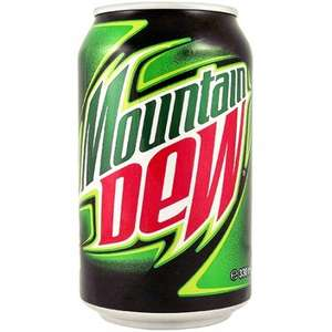 Mountain Dew £0.49p per can @ American Soda (24 pack £11.76)
