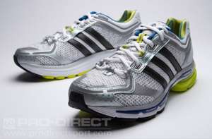 Adidas adiSTAR ride 3 Shoes (Size 14.5) - White/Black/Royal £24.95 delivered - Pro Direct Running