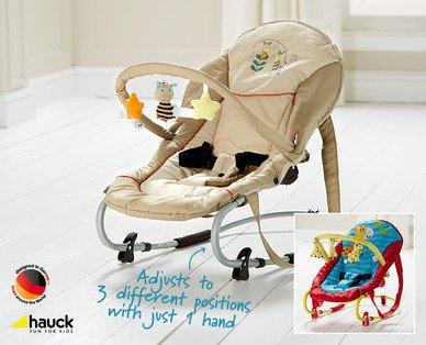 Hauck Bungee Deluxe Baby Bouncer ONLY £19.99 @ Aldi