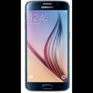 Samsung Galaxy S6 32GB In Black for £466.42 at mobicity