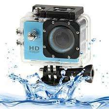 Sport Camera-IceFox(TM) Outdoor Action Waterproof Camera,Full HD DVR,1080p Video,12MP Car Recorder Diving Bicycle Action Camera 1.5 Inch LCD 170°Wide Angle (Blue) £59.99 delivered @ Vivicom, fulfilled by Amazon