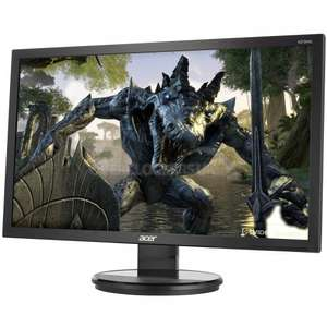"Acer K272HUL 27"" 1440p AHVA Monitor £199.99 + £9.60 Delivery @ Overclockers"