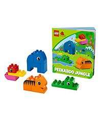 10560 LEGO DUPLO Learning Play Peekaboo Jungle from only £4.50 (with any online purchase) free C&C @ ELC