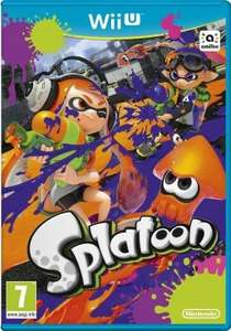 Splatoon for Wii U - released May 29 £24.97 @ gameseek