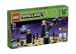 Lego Minecraft The Ender Dragon 21117 £49.99 delivered @ Amazon