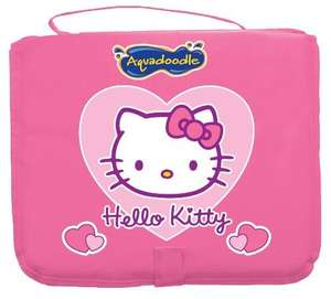 TOMY Aquadoodle Hello Kitty Travel Drawing Bag £5.31 - Buy4less / Amazon