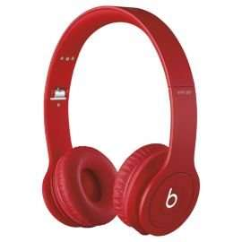 Beats By Dr Dre Solo HD Over-the-ear overhead headphones, Monochromatic Red £99.00 @ Tesco Direct
