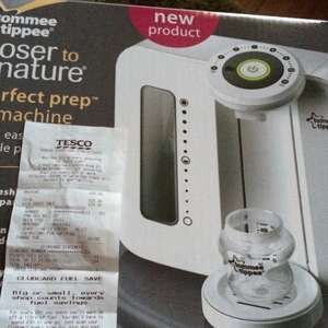 Tommee Tippee Perfect Prep Machine £25.00 @ Tesco instore