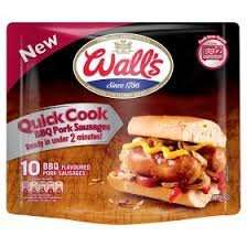 Wall's Quick Cook BBQ Pork Sausages £1 @ Morrisons (Trial Price)