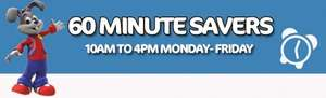 60 Minute Deal Slots - UK Holiday Parks